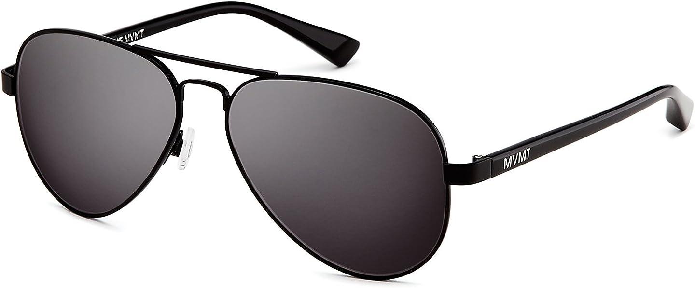 Gifts Fashionable MVMT Runaway Aviator Women's 60 Men's Sunglasses mm