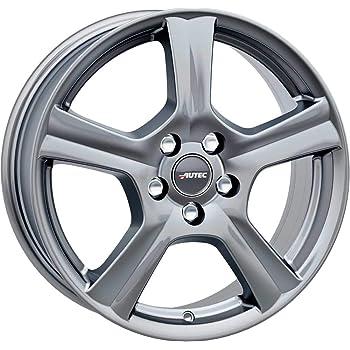 Autec Felgen YUCON 7.5x17 ET47 5x100 SIL f/ür Seat Ibiza