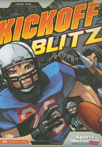 Kickoff Blitz (Sports Illustrated Kids Graphic Novels)