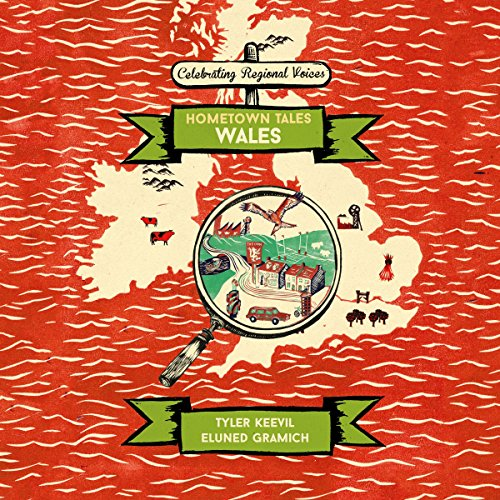 Hometown Tales: Wales audiobook cover art