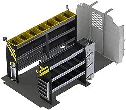 Ranger Design HVAC Van Shelving Package, Chevy Express, 135 WB – GSR-12