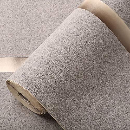3D Thick suède wallpaper modern minimalistisch behang voor woonkamer slaapkamer gang