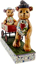 Jim Shore Pull ME Now and I'll Pull You Stone Resin Family Bears 4009601