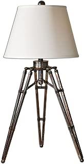 Uttermost 26435 Oxidized Bronze Tustin Lamp
