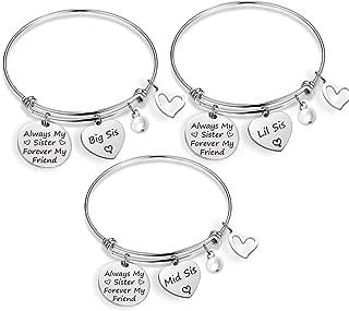 big sister bracelets