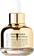 Bergamo Premium Gold Wrinkle Care Ampoule, 30 milliliters