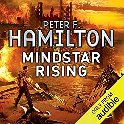 Midstar Rising The Greg Mandel Trilogy Book 1 By Peter F Hamilton.