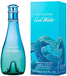 Davidoff Cool Water Summer Edition 2019 EDT For Women, 100 ml