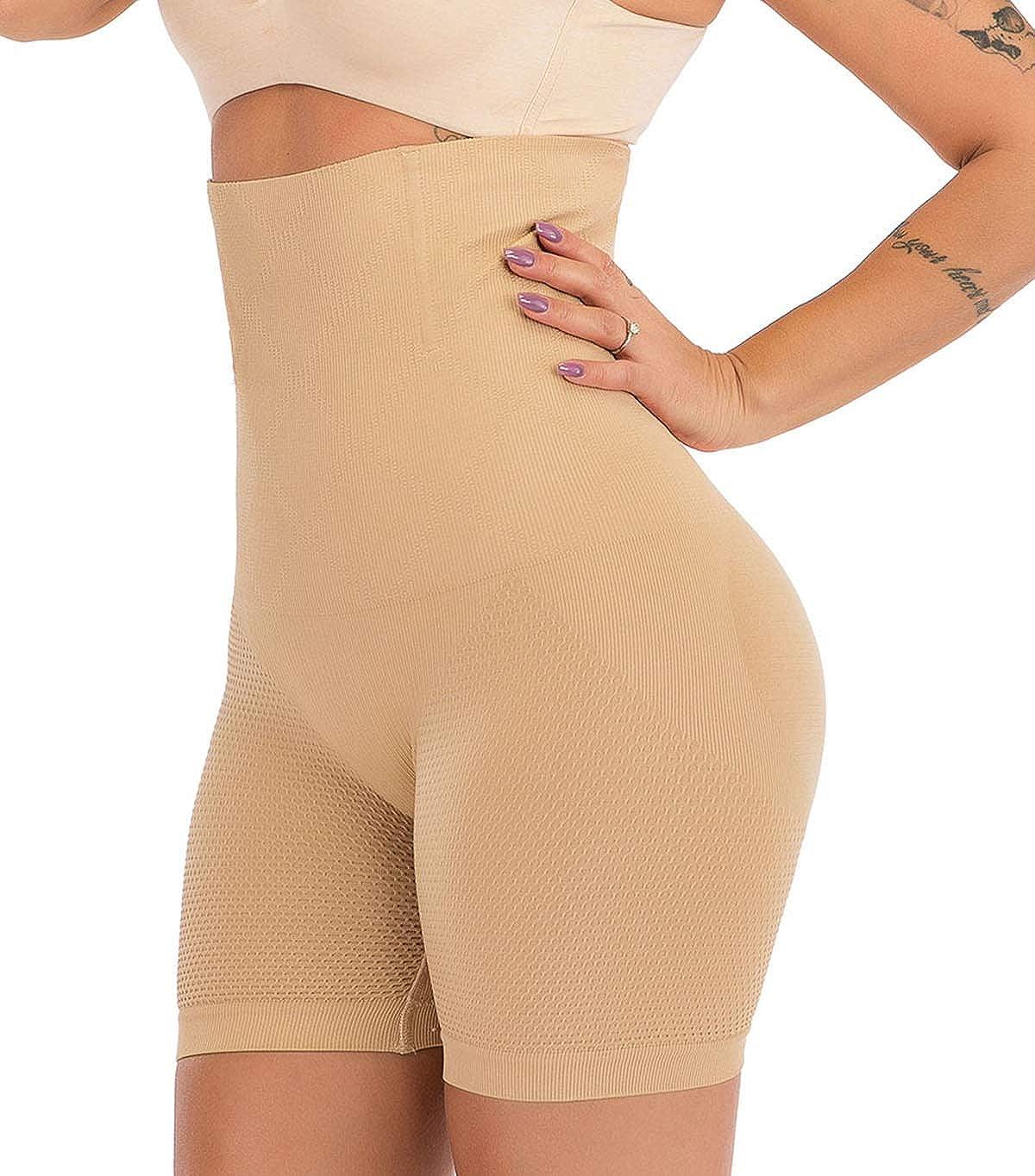 SAYFUT Women Waist Cincher Girdle Belly Slimmer Trainer Sexy Shapewear Butt Lifter