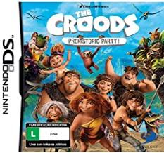 THE CROODS= PREHISTORIC PARTY - NDS