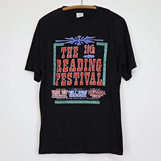 vintage 1992 Nirvana Reading Festival Shirt