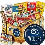 Geschenke mit Keksen / DDR Box / Sternzeichen Widder / Geschenk für Widder