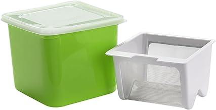 Cuisipro Heren verskaasbereider groen keukenhulp, groen, DE 50 (ES 44)