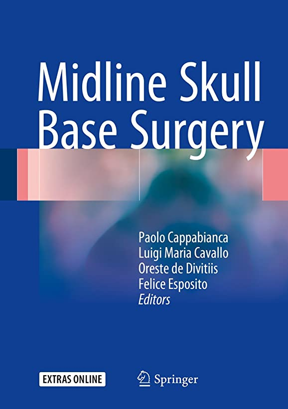ロンドン状況艶Midline Skull Base Surgery (English Edition)