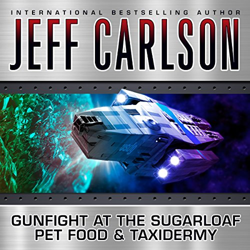 Gunfight at the Sugarloaf Pet Food & Taxidermy audiobook cover art