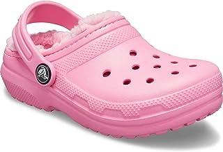 34707b1539a Crocs Classic Lined Clog Kids, Zuecos Unisex Niños