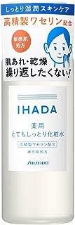 【医薬部外品】イハダ 薬用ローション とてもしっとり化粧水 高精製ワセリン配合 180ml