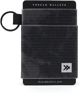 Slim Minimalist Wallet - Front Pocket Credit Card Holder for Men