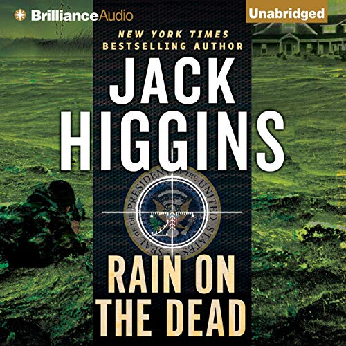 Rain on the Dead audiobook cover art