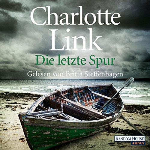 Die letzte Spur audiobook cover art