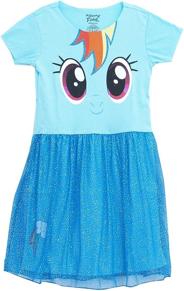 My Little Pony I Am Popular standard Rainbow Arlington Mall Ballerina Tulle Dress Junior Dash