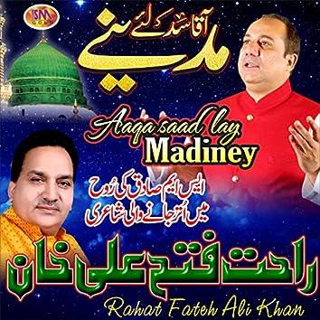 Aaqa Saad Lay Madiney, Vol 23
