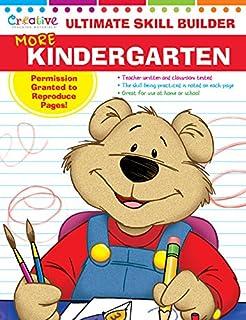 Ultimate Skill Builder Workbook - More Kindergarten - 320 Pages