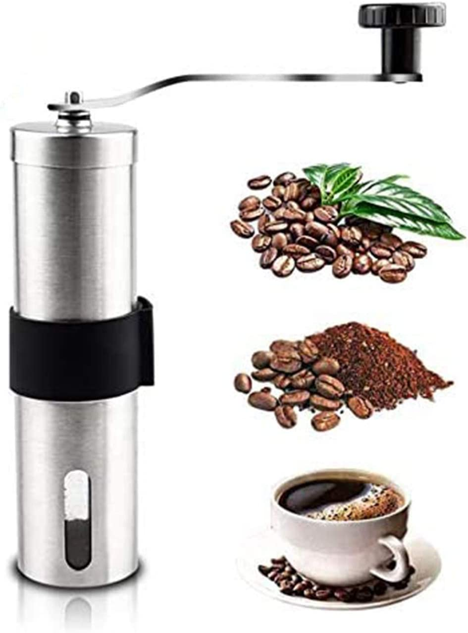 Super [Alternative dealer] intense SALE Manual Coffee Grinder Hand S Bean Adjustable with