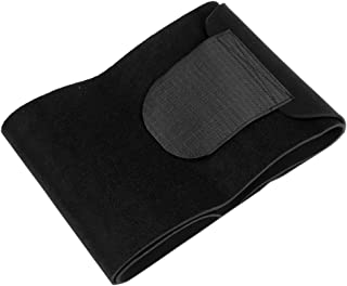 Men Abdominal Shaper Binder Belt Waist Trimmer Exercise Wrap Belt