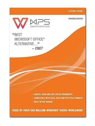 WPS Office Business Edition - licence à vie [Téléchargement]