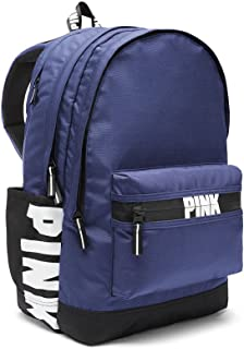 Victoria's Secret PINK Campus Backpack Pink Logo Straps