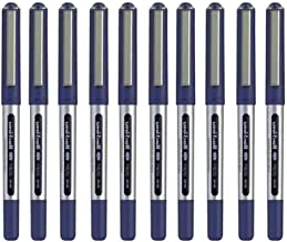 Uni-ball Eye Micro Ub-150 Gel Ink Pen - 0.5 mm - 10 Pcs - Blue