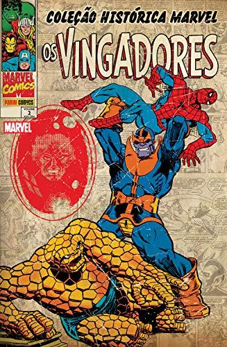 Coleção Histórica Marvel: Os Vingadores v. 2
