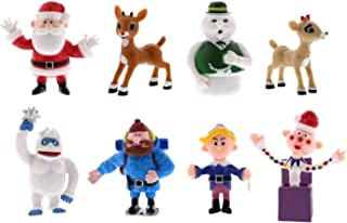 Image of Cute Rudolph the Red Nosed Reindeer Figures