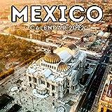 Mexico Calendar 2022: 16-Month Calendar, Cute Gift Idea For Mexico Lovers Men & Women