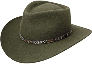 Expedition Crushable Wool Felt Hat