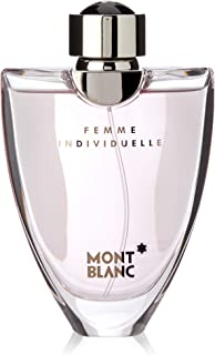 Mont Blanc Perfume  - Mont Blanc Individuelle - perfumes for women, 75 ml - EDT Spray