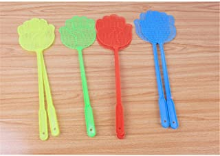 Plastic 3Pc Pest Control Mosquito Insect Manual Mode Fly Swatter Fly Swatter Killer Tool Pest Control Insect Killer Beat