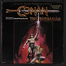 conan the barbarian LP