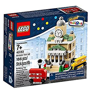 © 2014 The LEGO Group / Amazon.co.jp - レゴ  ブロックトーバー 2014 タウンホール 40183