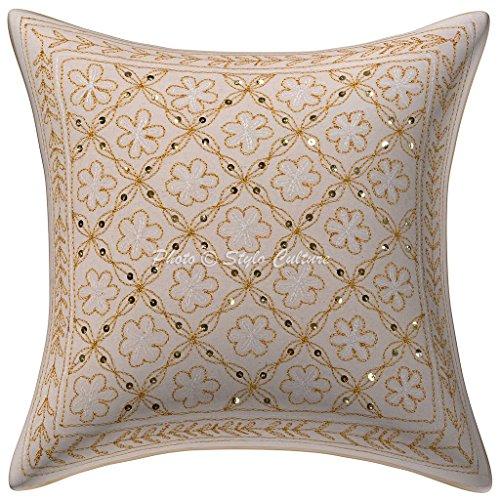 Stylo algodón de Cultivo Tradicional Almohada Cubierta de O