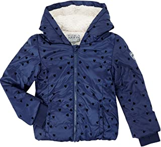 Guess Padded Hooded LS Jacket