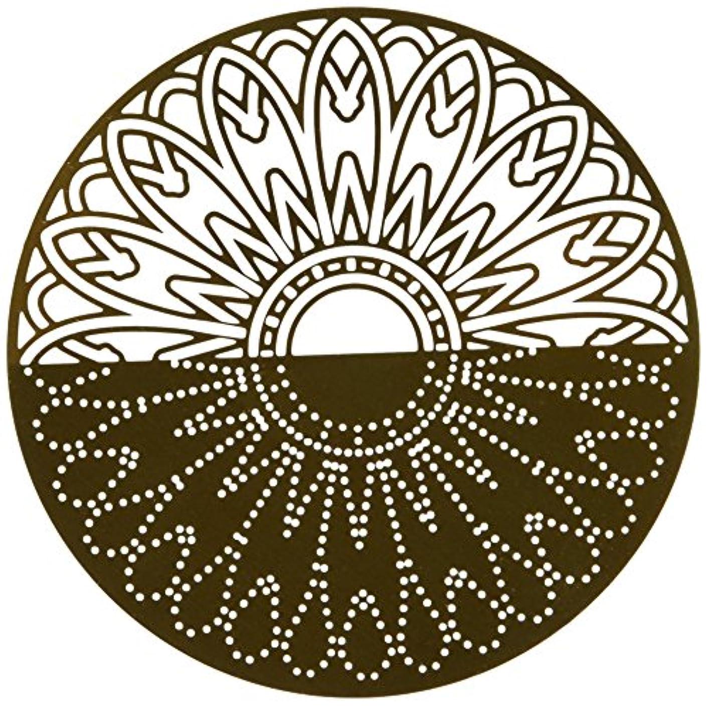 Joy! Crafts Stencil, Sun Embroidery
