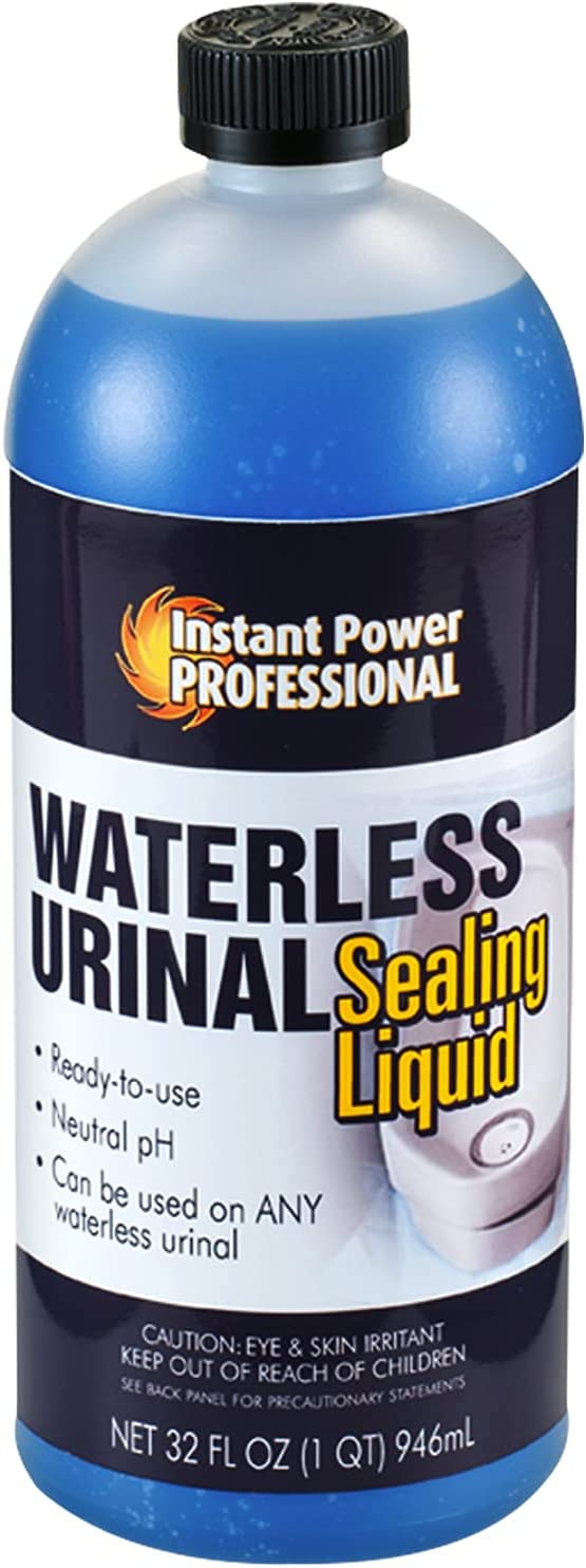 Instant Power Urinal free and Toilet Bowl Oz. 8201 SALENEW very popular! Fl. 32 Cleaner
