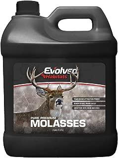 Evolved Habitat Premium Wildlife Molasses, 2 Gallons - Premium Deer Attractant
