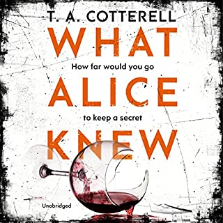 What Alice Knew cover art