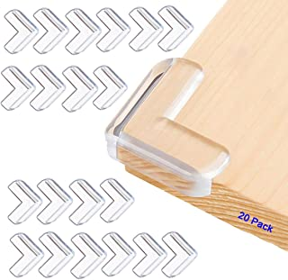 Clear Corner Protector, Baby Proofing Impact Absorbent Furniture Corner Guards, Sharp Table Corner Protector Baby Safety H...