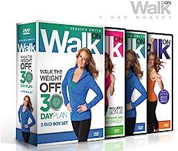 راه بروید: برنامه 30 روزه با وزنه خاموش را طی کنید (برنامه نتایج High High Impact) [3 مجموعه DVD]