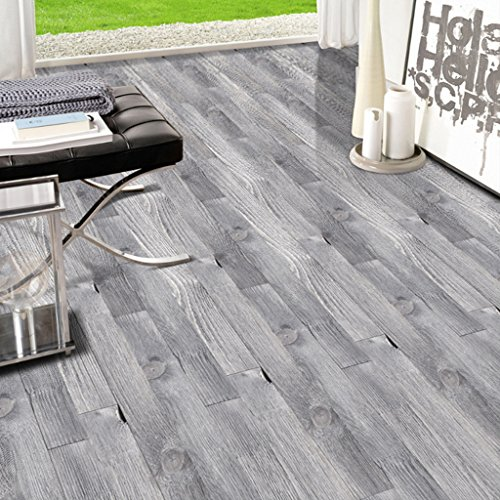 Holz Klebefolie Holzoptik Möbelfolie Selbstklebende Folie Tapete Aufkleber für Boden Wand - # 10
