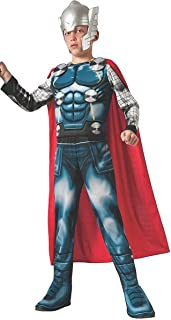 Childrens Classic Muscle Thor Avengers Costume